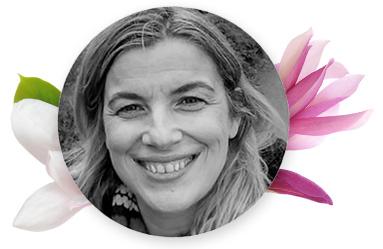 Reflexologist - blog author, Ruth Jack Therapies